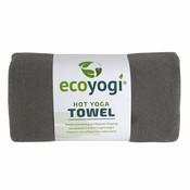 Ecoyogi Hot Yoga handdoek grijs