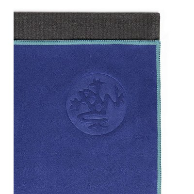 Manduka eQua Mat Towel 183 cm - New Moon