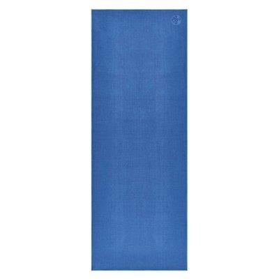 Manduka eQua Mat Towel 183 cm - Pacific blue