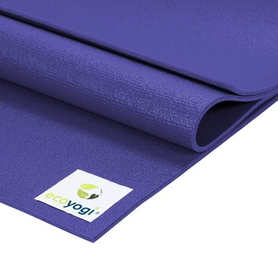 Ecoyogi Studio yoga mat - Paars