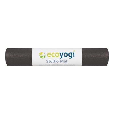 Ecoyogi Studio yoga mat - Bruin - Extra Lang