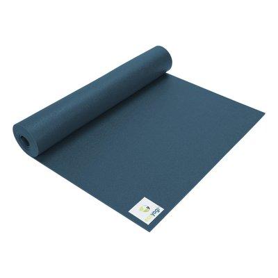 Ecoyogi Studio yoga mat - blauw - Extra lang