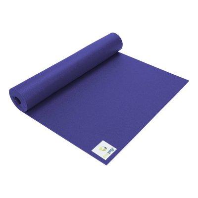 Ecoyogi Studio yoga mat - Paars - Extra lang