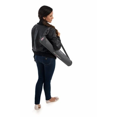 Liforme Travel Mat Grey (Incl. tas)
