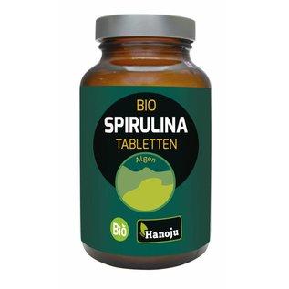 Hanoju BIO Spirulina 400 mg 300 tabletten