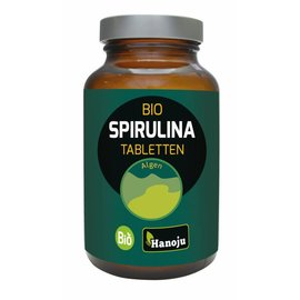 BIO Spirulina 400 mg 800 tabletten