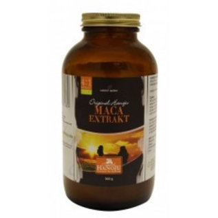 BIO Maca 4:1 extract 500 mg 360 tabletten