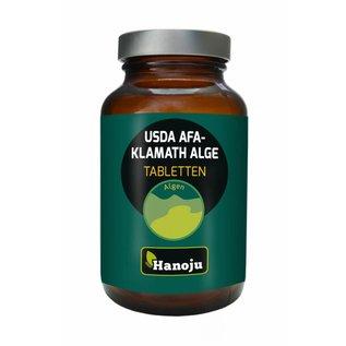 Hanoju AFA Algen 500 tabletten (250 mg). Gratis verzonden