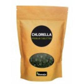 Hanoju Chlorella 400 mg 2500 tabletten. Gratis verzonden