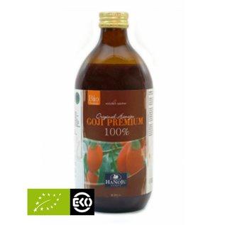Biologisch Goji sap 500 ml
