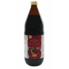 Biologisch Cranberry sap 1000 ml