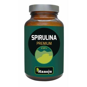 Spirulina 400 mg 300 tabletten