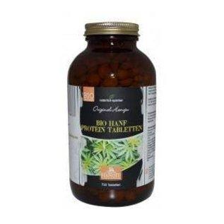 BIO Hennep Proteïne 720 tabletten
