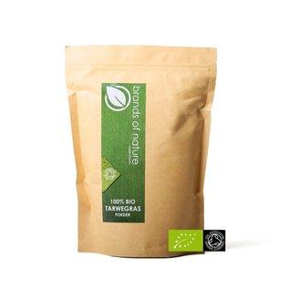 Brands of Nature Nieuw Zeeland Tarwegras poeder 500 gram