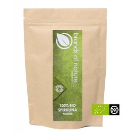Brands of Nature Zuiver Spirulina poeder 500gr