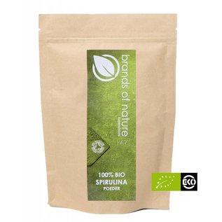 Brands of Nature Zuiver Spirulina poeder 500 gram