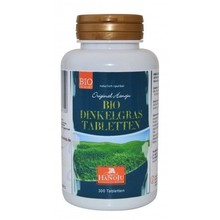 BIO Speltgras (Dinkelgras) 300 tabletten