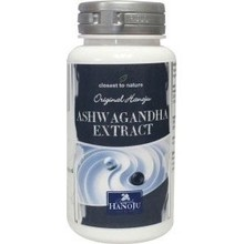 BIO Ashwagandha 4:1 extract 180 capsules