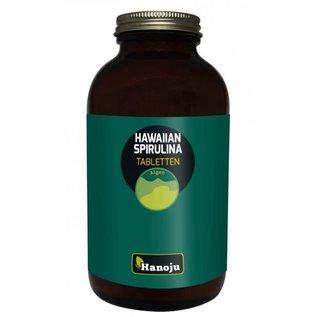 Hawaiiaanse Spirulina 500 mg 650 tabletten