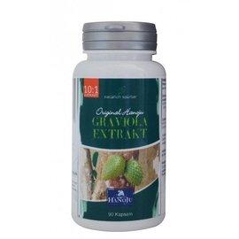 Graviola - Zuurzak 10:1 - 90 capsules (400mg)