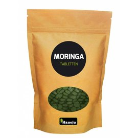 Moringa heelblad poeder 1000 tabletten 500 mg