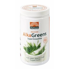 Mattisson Alka greens Poeder 300 gram