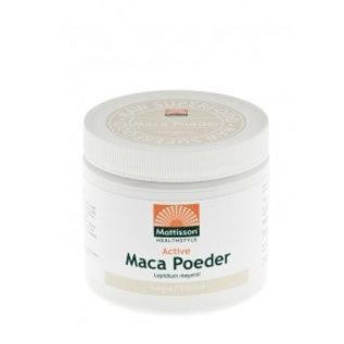Mattisson Active Maca Poeder Bio - The Inca Superfood 300g