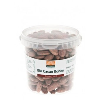 Mattisson Bio Cacao bonen Raw 450g