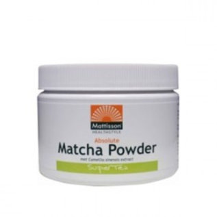 Mattisson Absolute Matcha Powder - Instant 125g