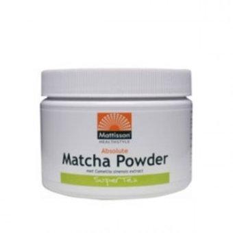 Mattisson Absolute Matcha Powder - Instant 125g