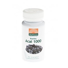 Mattisson Acai 1000 berry extract 4:1