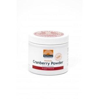 Mattisson Absolute Cranberry Powder fd 125g