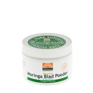 Mattisson Absolute Moringa Blad Poeder 125g
