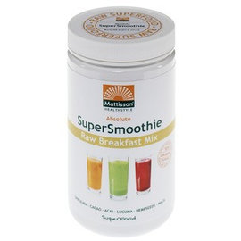 Mattisson Absolute Supersmoothie Breakfast Bio 300 gram