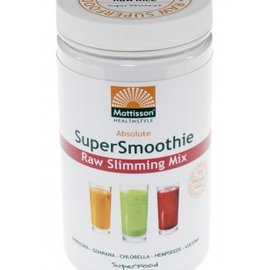 Mattisson Absolute Supersmoothie Slimming Bio