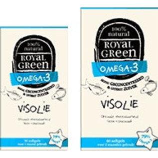 Royal Green Visolie 60 softgels