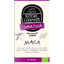 Royal Green Maca 60caps
