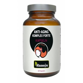Anti-aging complex forte, 60 capsules
