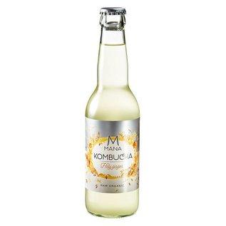 MANA Kombucha Holy ginger 330 ml- per doos van 12 flessen