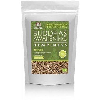 Iswari Superfoods Boeddha's Ontwaken Ontbijtmix 360gr