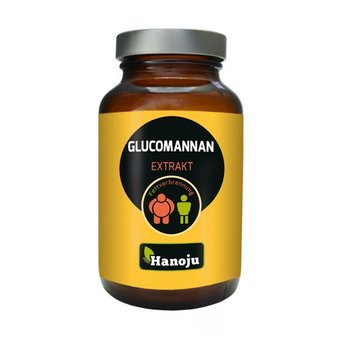 500mg Glucomannan, 90 capsules