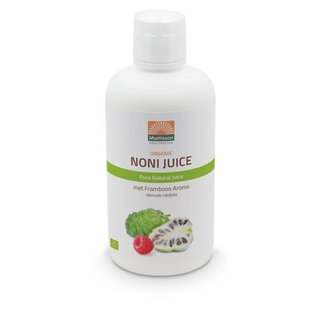 Mattisson Noni Juice - Framboos Aroma bio