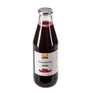 Mattisson Absolute Cranberry Juice - Licht gezoet met rijstsiroop