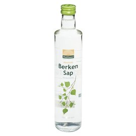 Mattisson Absolute Berkensap 100% juice Bio Raw