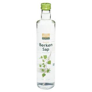 Mattisson Absolute Berkensap 100% juice Bio Raw