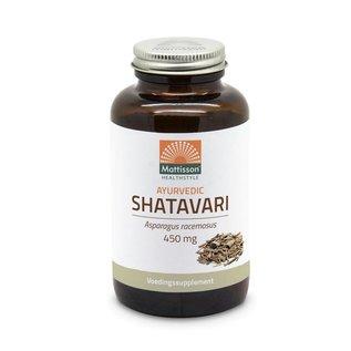 Mattisson Ayurvedic Shatavari, Asparagus racemosus 450 mg