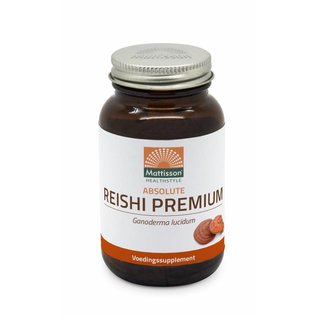 Mattisson Absolute Reishi Premium 400 mg