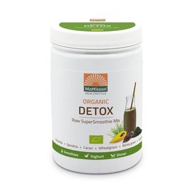Mattisson Absolute Supersmoothie Detox Mix Bio Raw