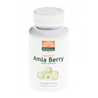 Mattisson Absolute Amla Berry extract 500 mg