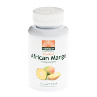 Mattisson Absolute African Mango 150 mg - Irvingia Gabonensis